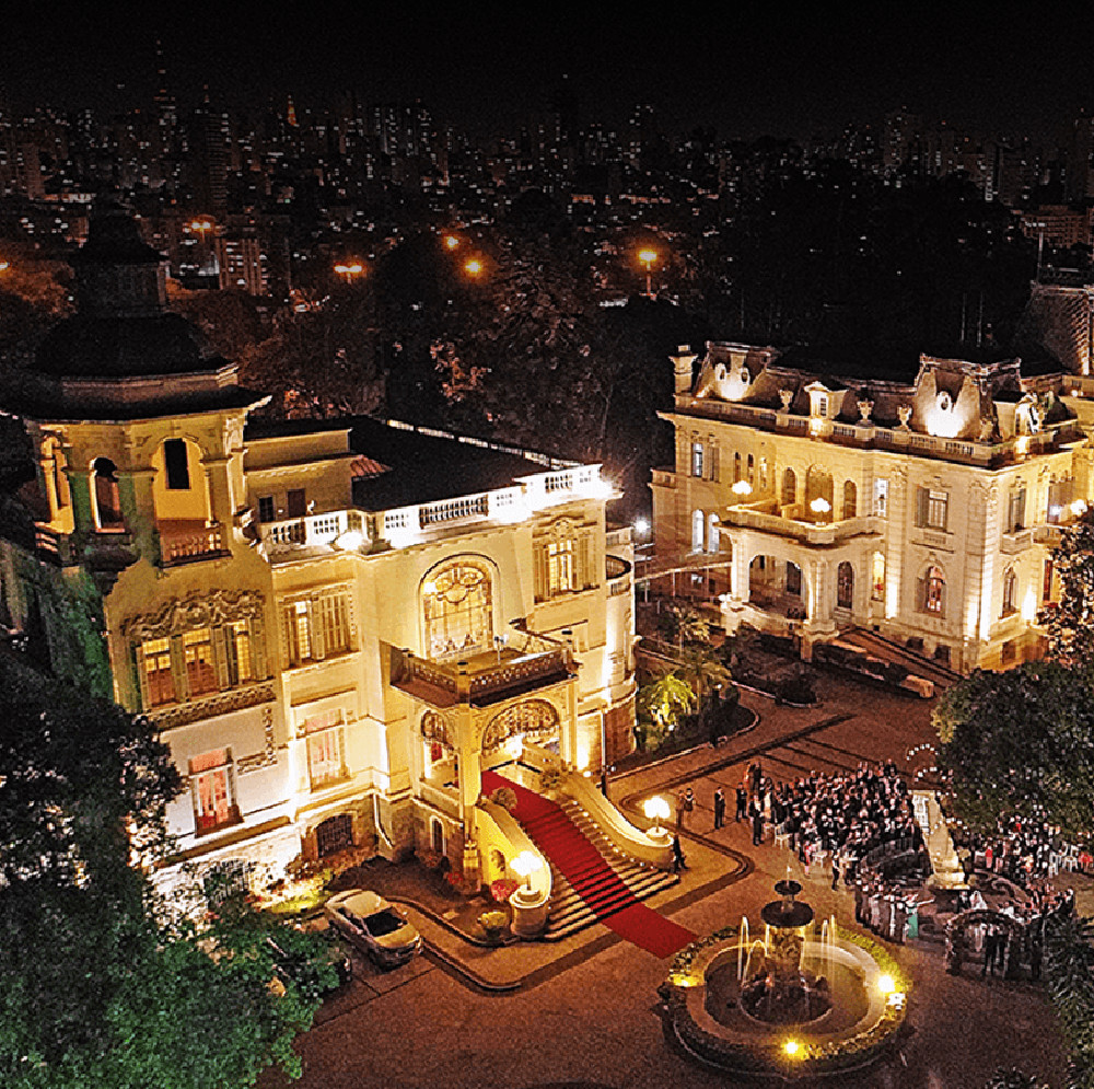 Palácio dos Cedros